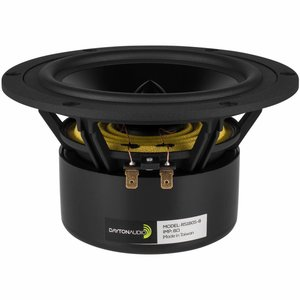 """Dayton Audio RS180S-8 7"""" Reference Shielded Woofer"""