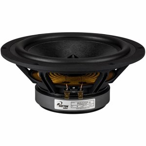 "Dayton Audio RS225P-4 8"" Reference Paper Woofer"