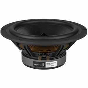 """Dayton Audio RS225P-4A 8"""" Reference Paper Woofer"""
