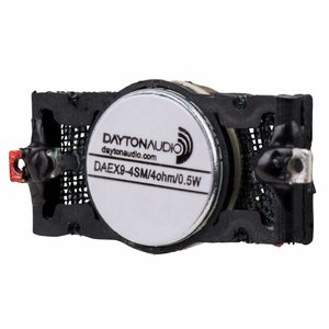 Dayton Audio DAEX-9-4SM Skinny Mini Exciter Audio and Haptic Feedback