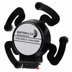 Dayton Audio DAEX25Q-4 Quad Feet 25mm Exciter