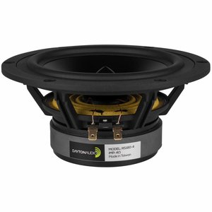 """Dayton Audio RS180-4 7"""" Reference Woofer"""