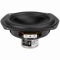 "Dayton Audio ND140-8 5-1/4"" Aluminum Cone Midbass Driver"