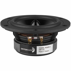 "Dayton Audio RS125-4 5"" Reference Woofer"