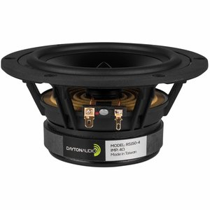 """Dayton Audio RS150-4 6"""" Reference Woofer"""