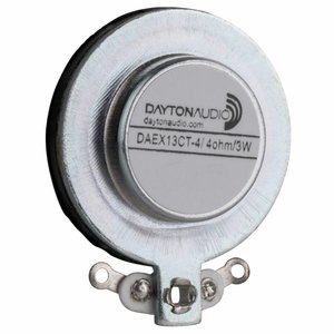 Dayton Audio DAEX13CT Coin Type 13mm Exciter
