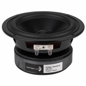 """Dayton Audio DSA135-8 5"""" Designer Series Aluminum Cone Woofer"""