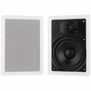 "Dayton Audio CS620W 6-1/2"" 2-Way In-Wall Speaker Pair"