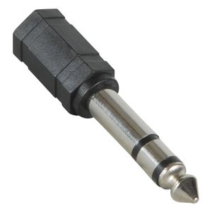 "3.5mm Stereo Jack To 1/4"" Stereo Plug Adapter"
