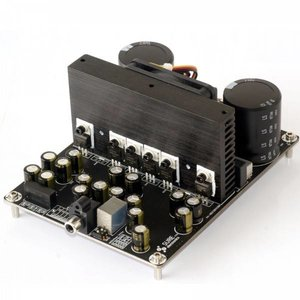 Sure Electronics 1x1500W IRS2092 Class D Audio Amplifier Board