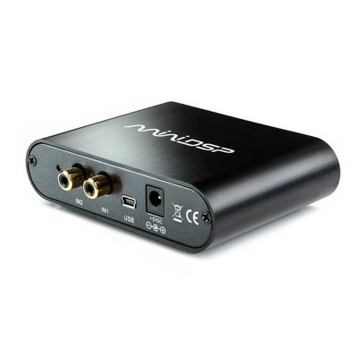 miniDSP 2x4 Boxed Digital Signal Processor