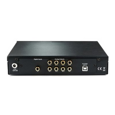 miniDSP OpenDRC-DA8 SPDIF Digital IN To 8x Analog OUT Floating Point Room Correction DSP