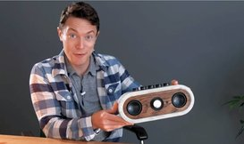 #4 Video: DIY audio project by famous YouTuber!