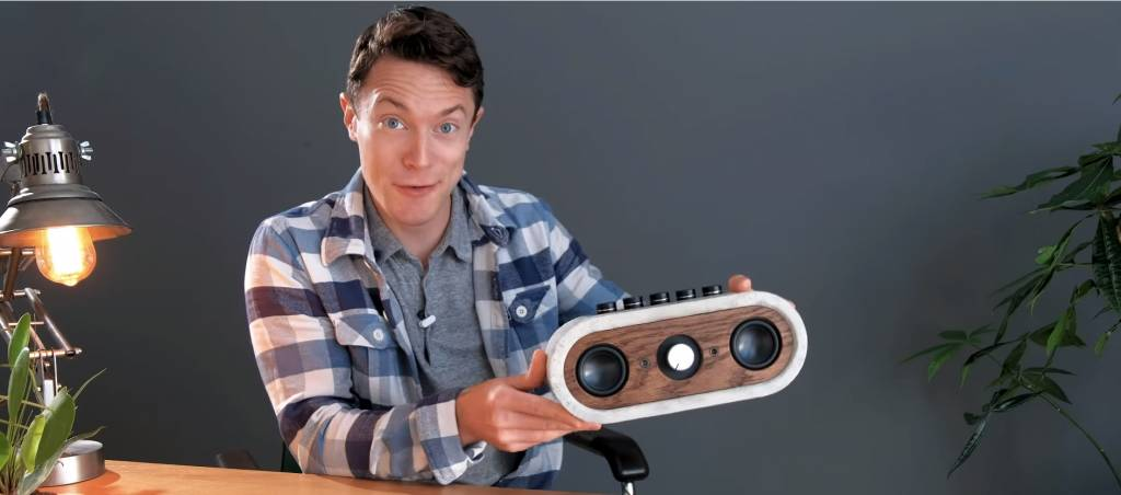 #4 DIY audio project by famous YouTuber!