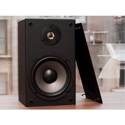 "Dayton Audio B652 6-1/2"" 2-Way Bookshelf Speaker Pair"