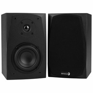 "Dayton Audio MK402 4"" 2-Way Bookshelf Speakers"