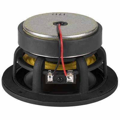 """Dayton Audio CX120-8 4"""" Coaxial Driver with 3/4"""" Silk Dome Tweeter 8 Ohm"""