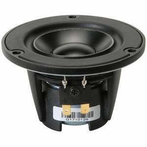 "Peerless by Tymphany NE85W-04 2-1/2"" Full Range Woofer"