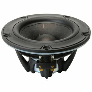 "Peerless by Tymphany NE123W-04 4"" Full Range Woofer"
