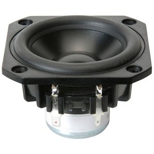 "Peerless by Tymphany PLS-P830986 3"" Full Range Woofer"