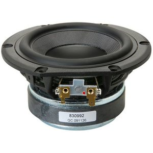 "Peerless by Tymphany HDS-P830992 4"" GFC Cone HDS Woofer"