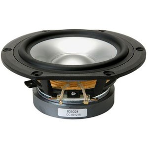 "Peerless by Tymphany HDS-P835024 5-1/4"" Aluminum Cone HDS Woofer"