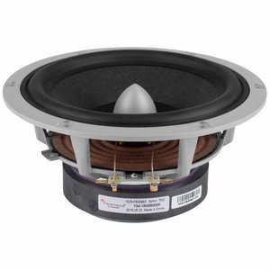 "Peerless by Tymphany HDS-P830883 6-1/2"" Nomex Cone HDS Woofer"