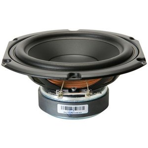 "Peerless by Tymphany SDS-P830656 5-1/4"" Paper Cone SDS Woofer"