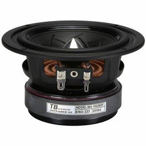 """Tang Band W4-1052SDF 4"""" Full Range Speaker"""