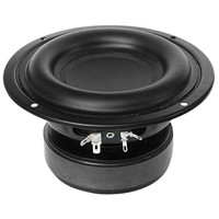 """Tang Band W5-1138SMF 5-1/4"""" Paper Cone Subwoofer Speaker"""