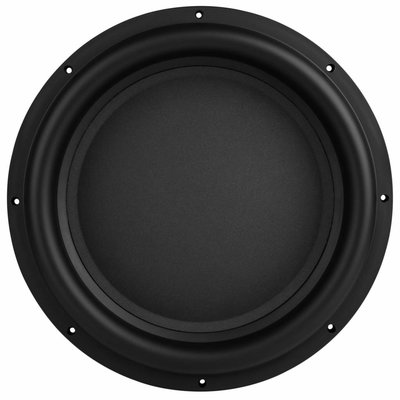 "Peerless by Tymphany STW-350F-188PR01-04 15"" High Power Subwoofer"