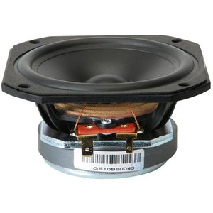 "Peerless by Tymphany TC9FD18-08 3-1/2"" Full Range Paper Cone Woofer"