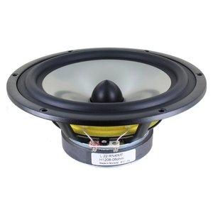 """Seas Prestige L22RN4X/P - H1208 8"""" Aluminum Cone Woofer"""