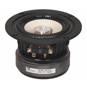"Tang Band W4-2142 4"" Paper Cone Full Range Driver 8 Ohm"