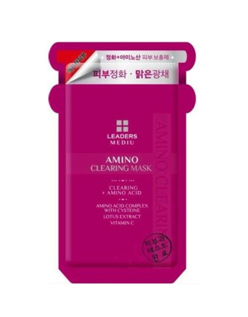 Leaders Cosmetics Amino Mask - Clearing
