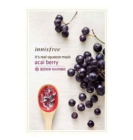 Innisfree It's Real Squeeze Mask Acai berry
