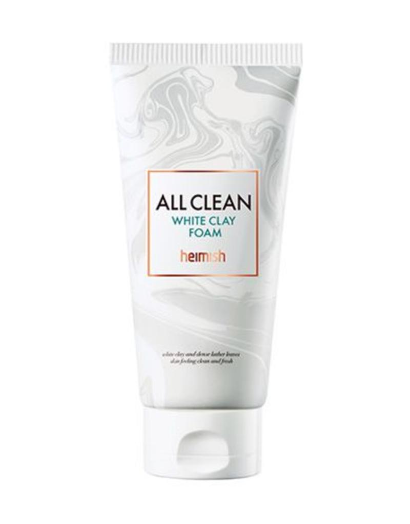 Heimish All Clean White Clay Foam