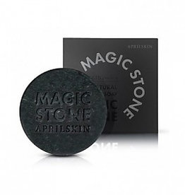 April Skin Magic Stone - Black 100% Natural Soap