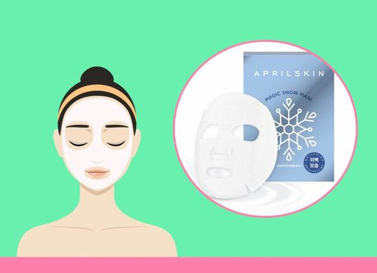 7. Sheet masks