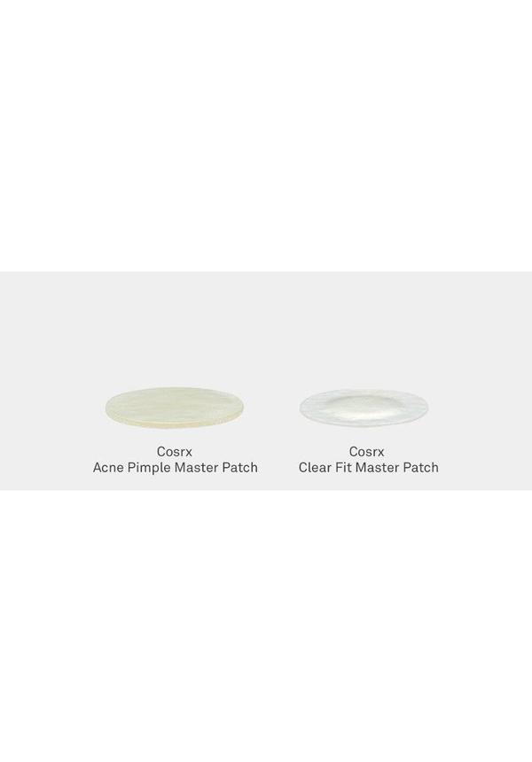 Clear Fit Master Patch (18 stuks)