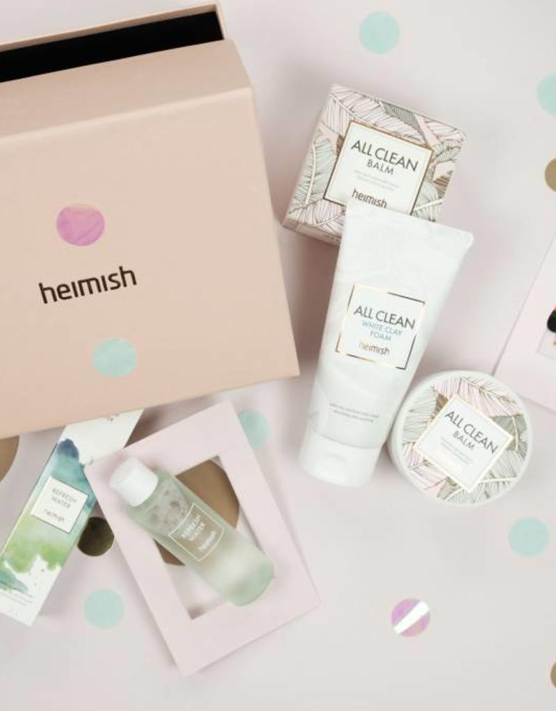 Heimish Heimish Pink Box - Limited edition