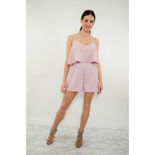 Playsuit sweet pink
