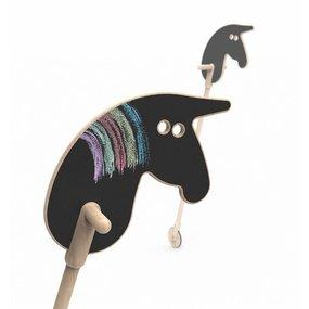 ooh noo Cowboy stokpaard