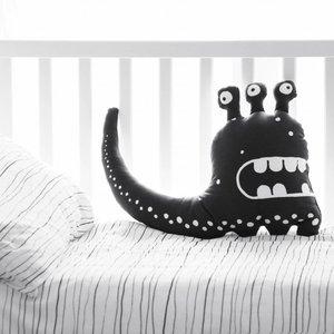 ooh noo Monster met drie ogen