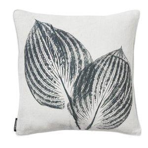Pernille Folcarelli Hosta blue cushion