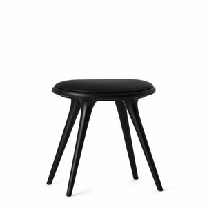 Mater Low Stool black stain