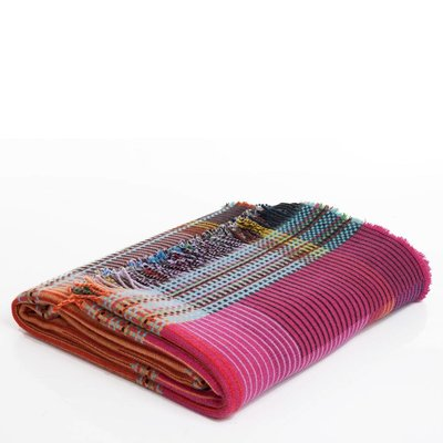 WallaceSewell Pinstripe throw - Emmeline