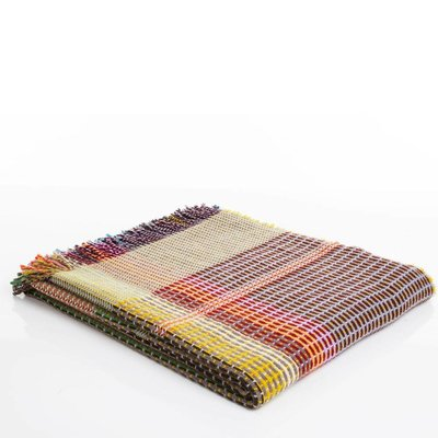 WallaceSewell Basket weave throw