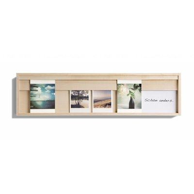 side by side Card & Picture Frame