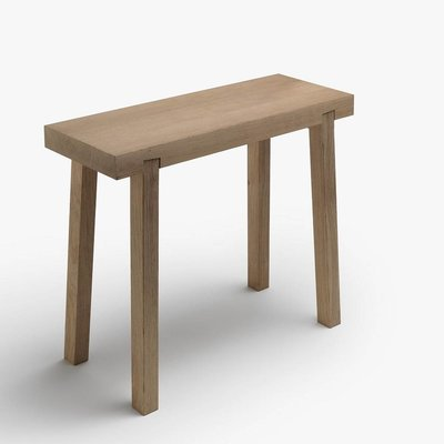 side by side Schemel stool